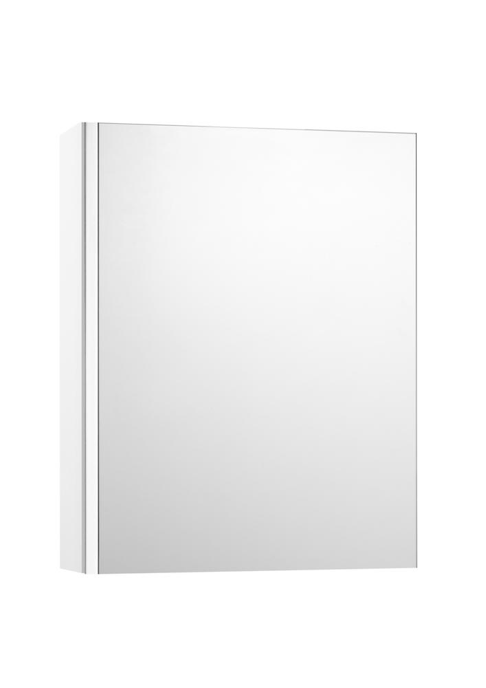 Armario espejo de ROCA - Blanco brillo