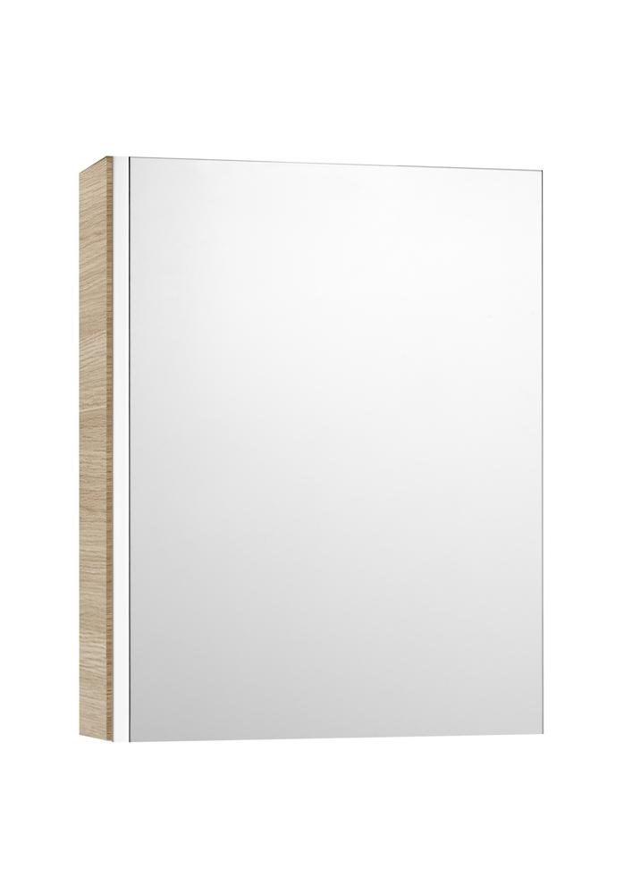 Armario espejo de ROCA - Roble texturizado