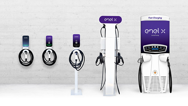 Electric car charger installation in Spain