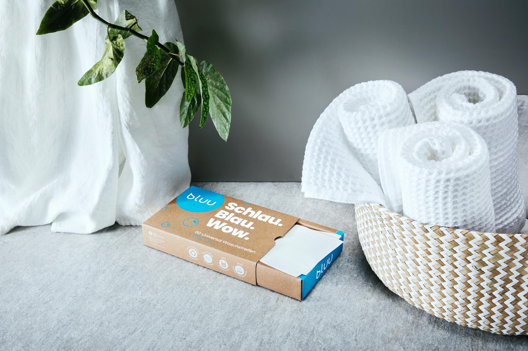bluu wash - das umweltfreundliche Waschmittel