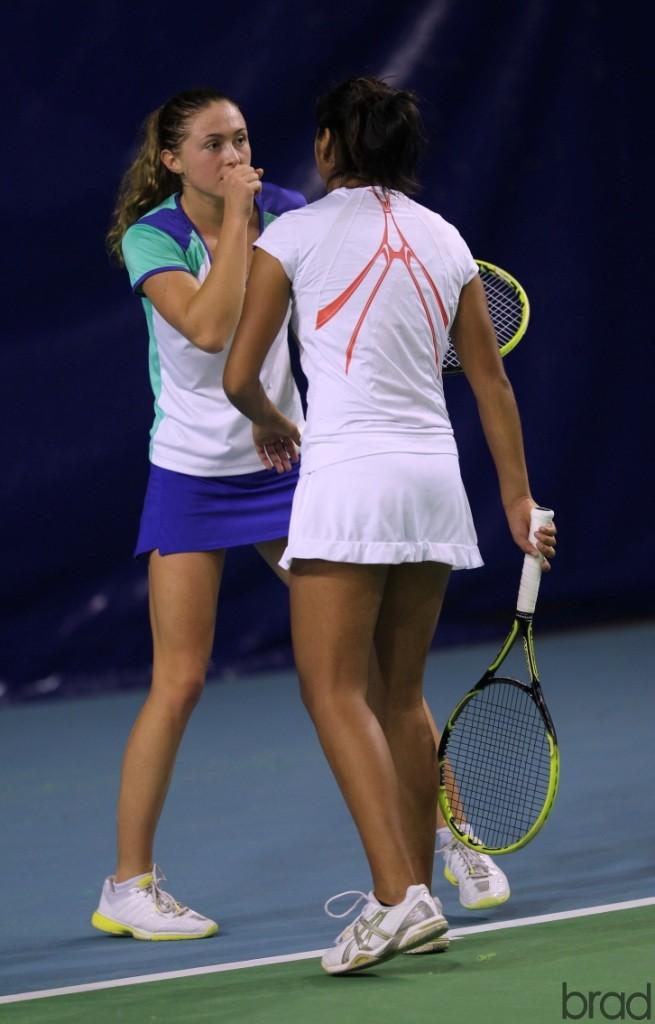 Aliaksandra SASNOVICH et Daniela SEGUEL