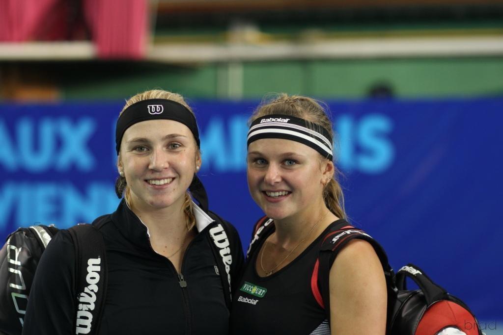 Nadiya KICHENOK et Kateryna KOZLOVA