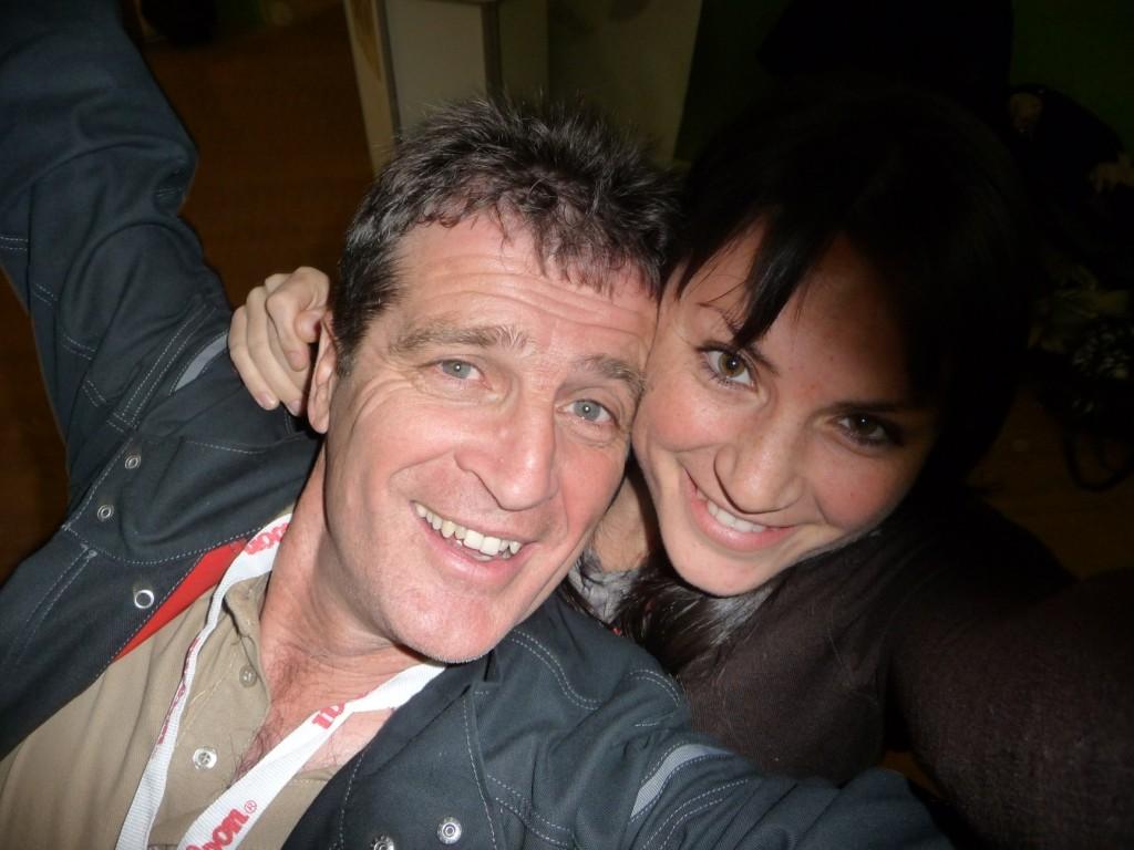Michel et Elodie