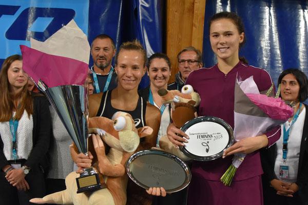IFV86, Viktorija Golubic, Natalia Vikhlyantseva