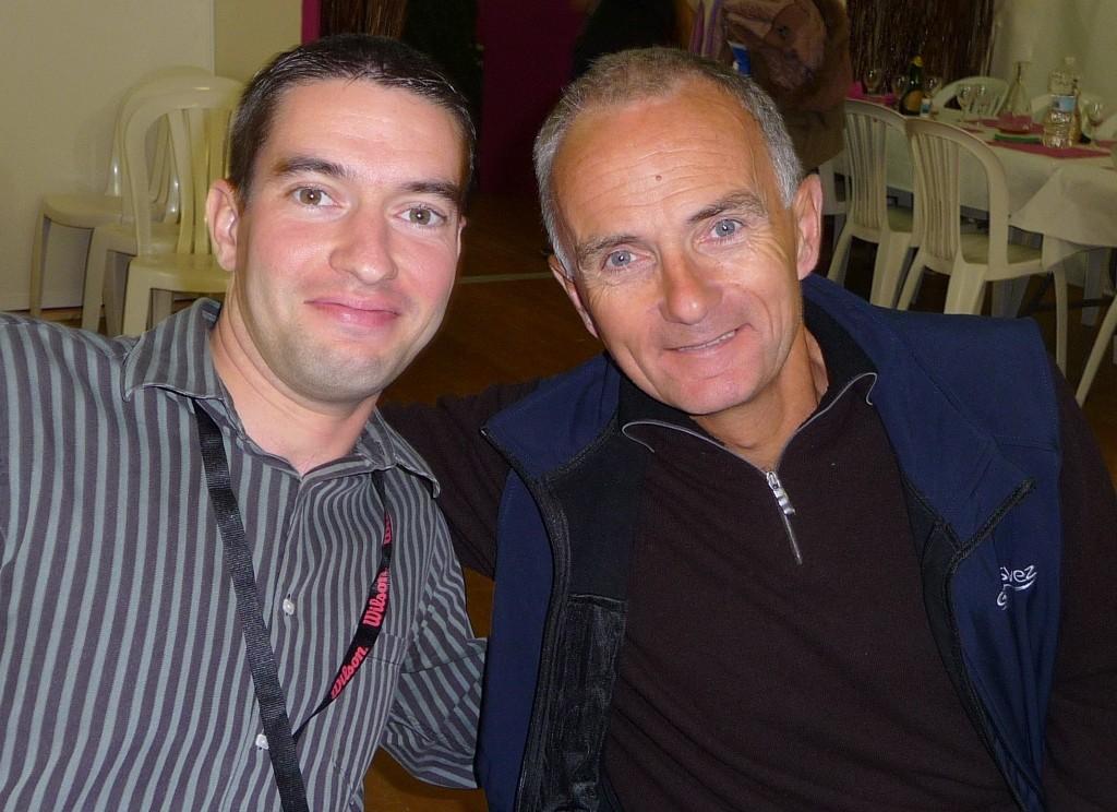 Mathieu et Jean-Pierre