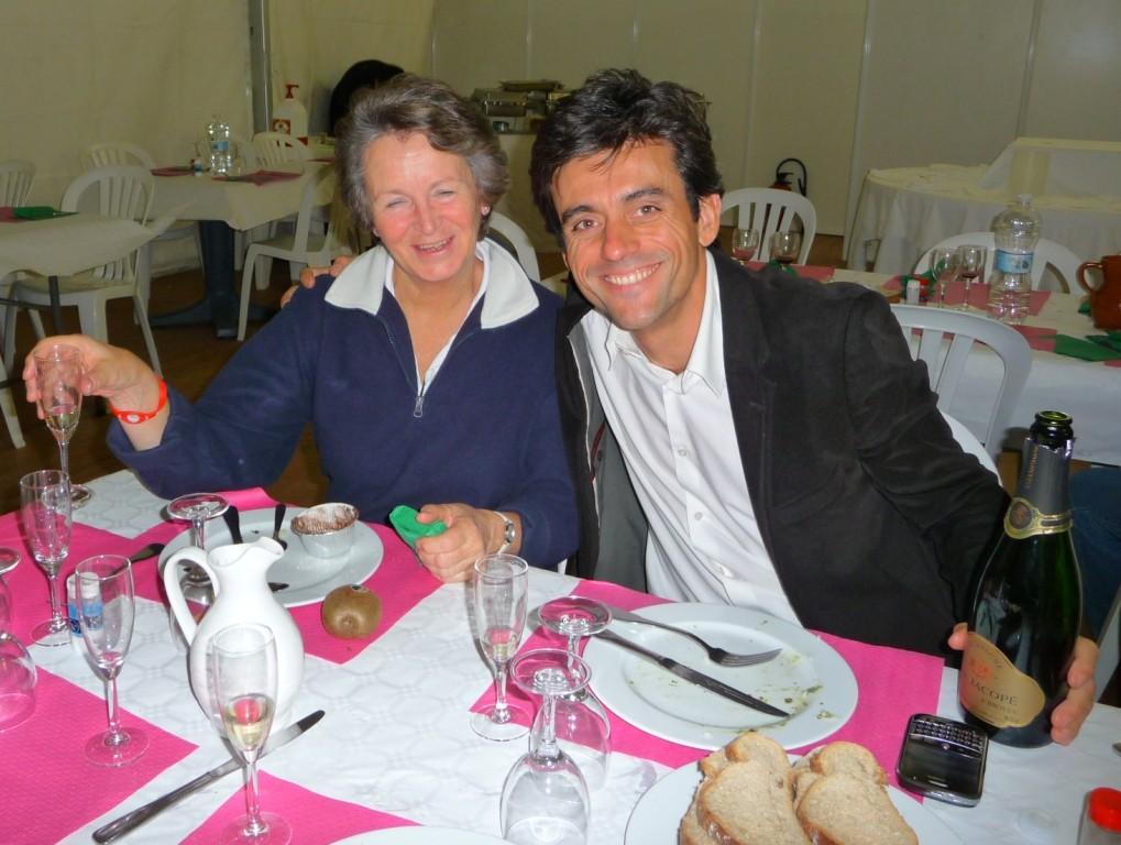 Pippa et Carlos