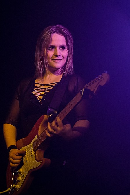 Eliana Cargnelutti, Musiktheater REX, Bensheim, 02/2015