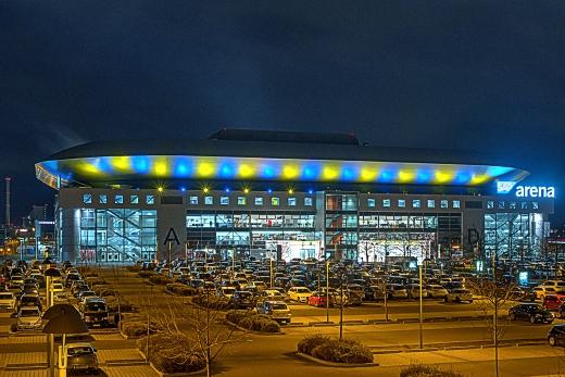 Mannheim - SAP-Arena
