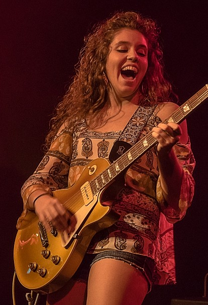 Sadie Johnson. Musiktheater REX, Bensheim, 02/2015.