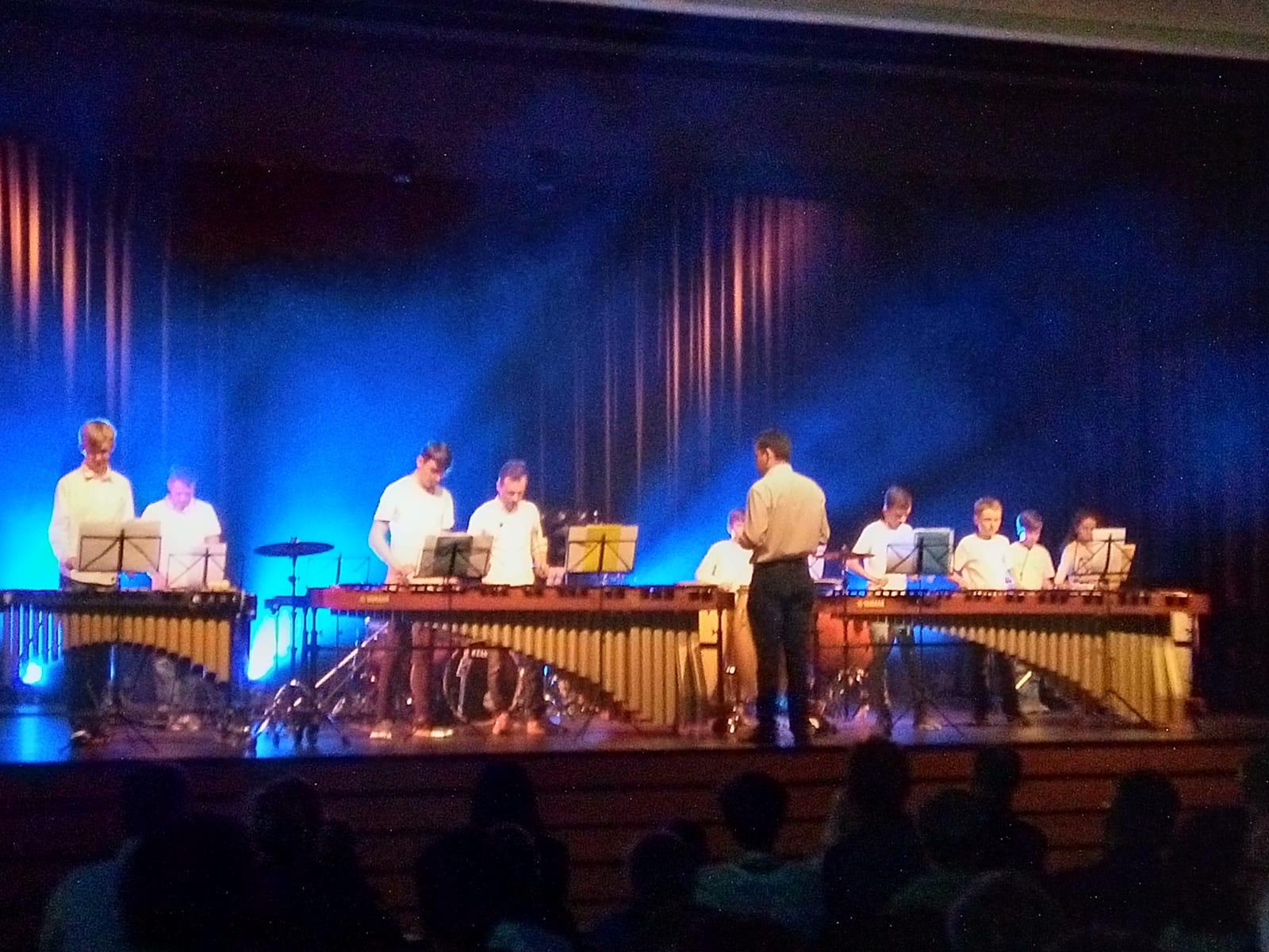 Schlagimba & Percudas - Swiss Percussion Night 2019