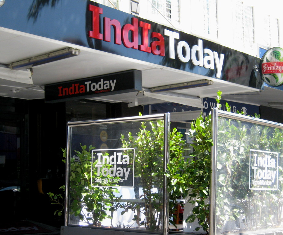 India Today, New Plymouth