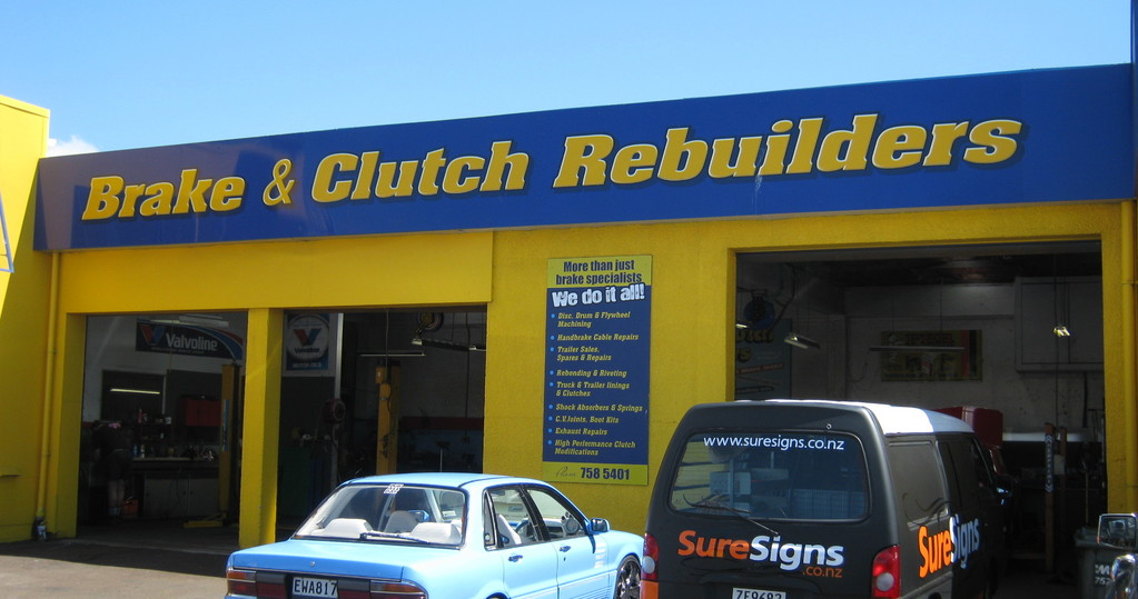 Brake & Clutch Rebuilders, New Plymouth