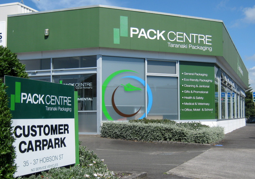Packcentre, New Plymouth