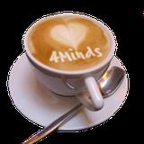 Uiteraard mag een heerlijk kopje Koffie of Thee niet ontbreken