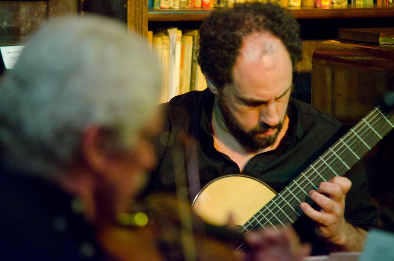 Con Alejandro Elijovich