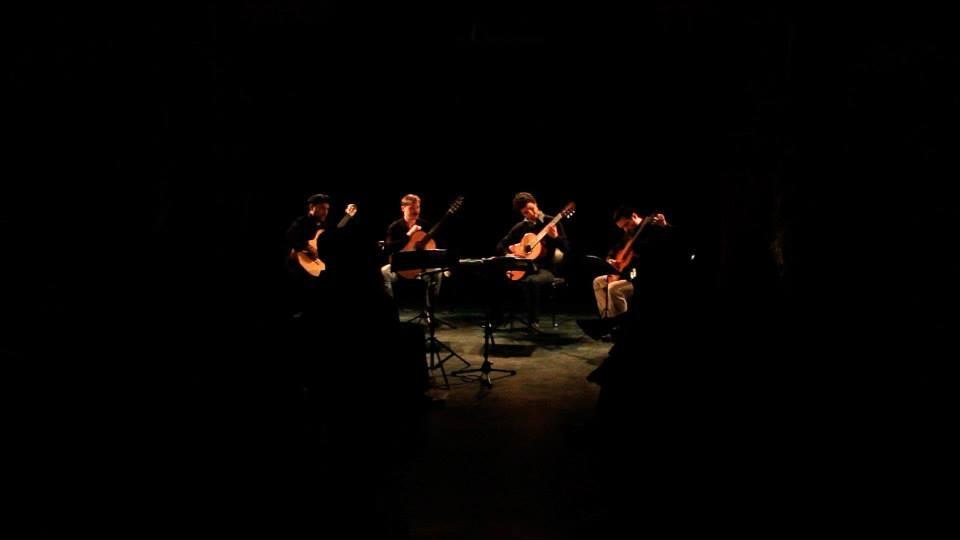 En la Dirección Nacional de Música para Guitarras del Mundo
