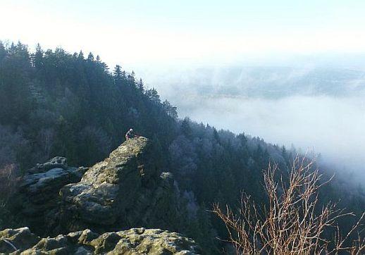Familienausflug zu den Zschirnsteinen - Wandertipp im Elbsandsteingebirge