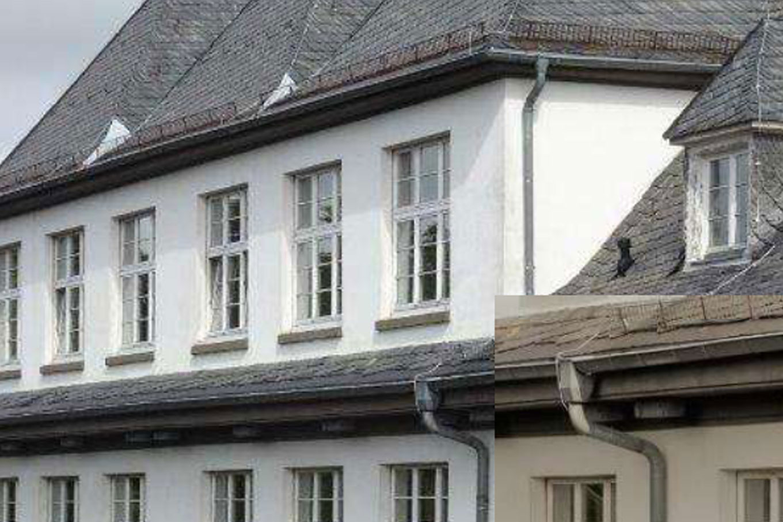 30 Nistplätze wurden in der Michael-Ende-Schule in Rödelheim installiert. Foto: Ingolf Grabow