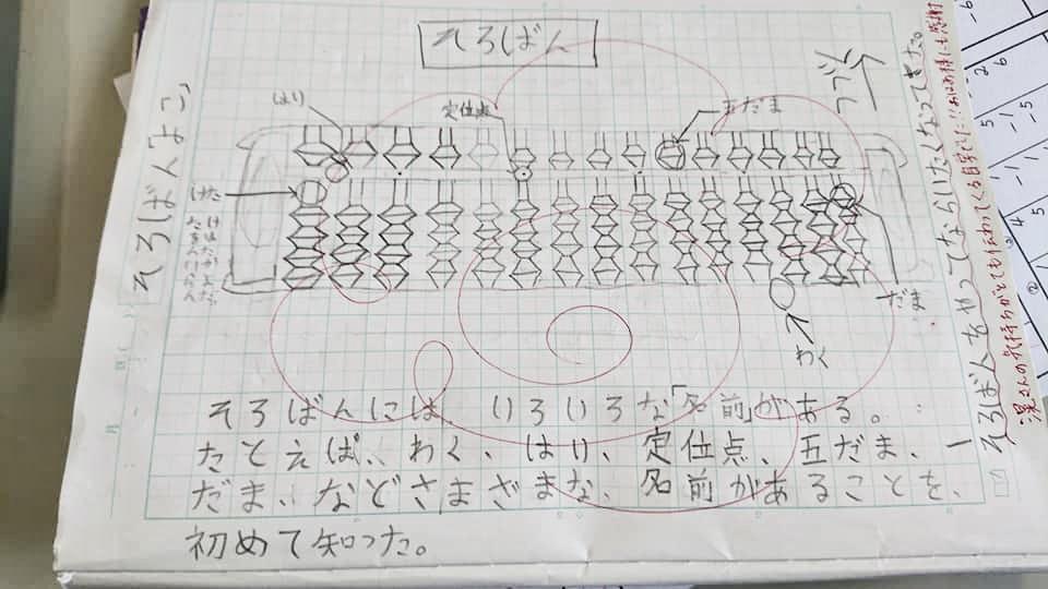 2021/07/19 小学生学校自主自宅学習ノート