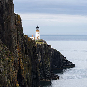 The Fisherman, Neist Point, Isle of Skye, Scotland, United Kingdom