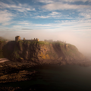Dunnottar Castle, Edinburgh, Scotland, United Kingdom