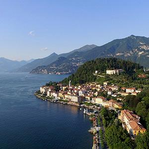 Bellagio, Lago di Como, DJI Phantom 3, Drone, Alps, Italy, Europe