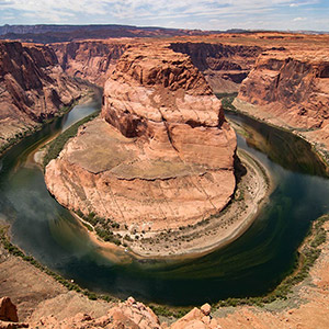 Horseshoe Bend Colorado River, Arizona, USA