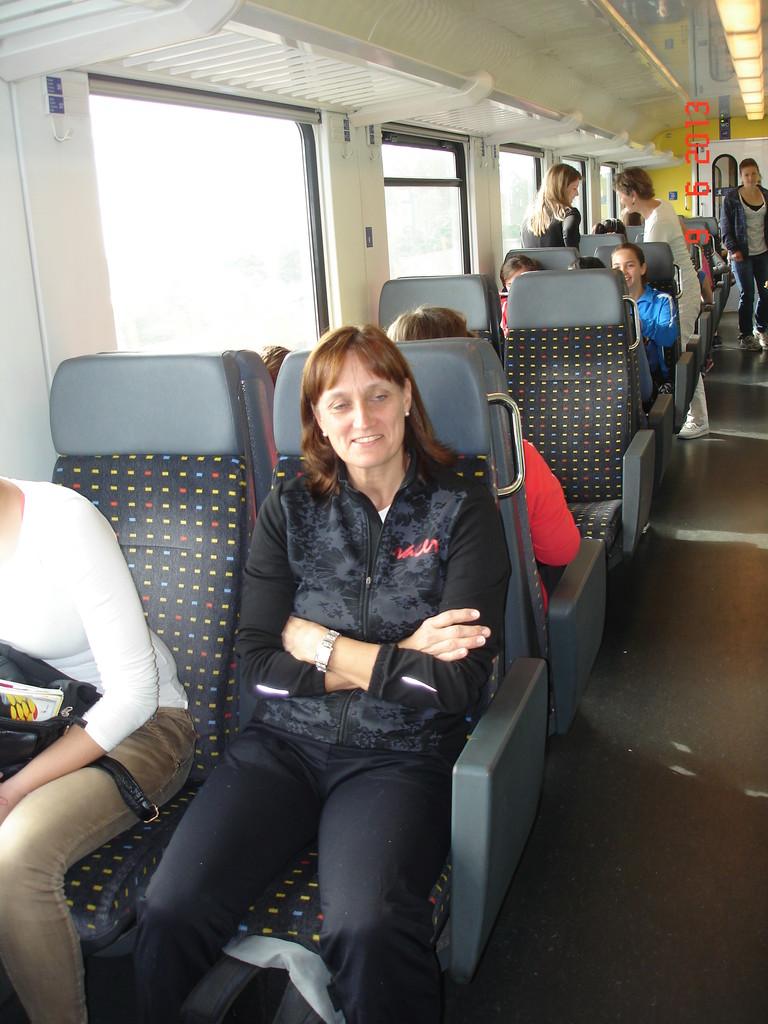 .... nach Bern .....