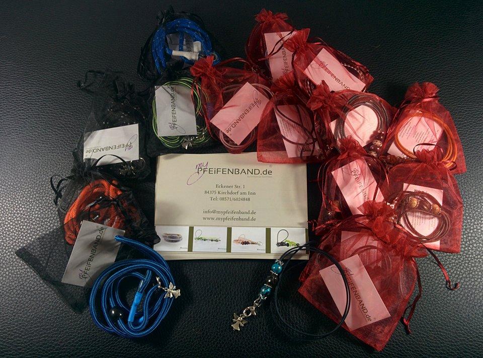 MyPfeifenband Sponsoring