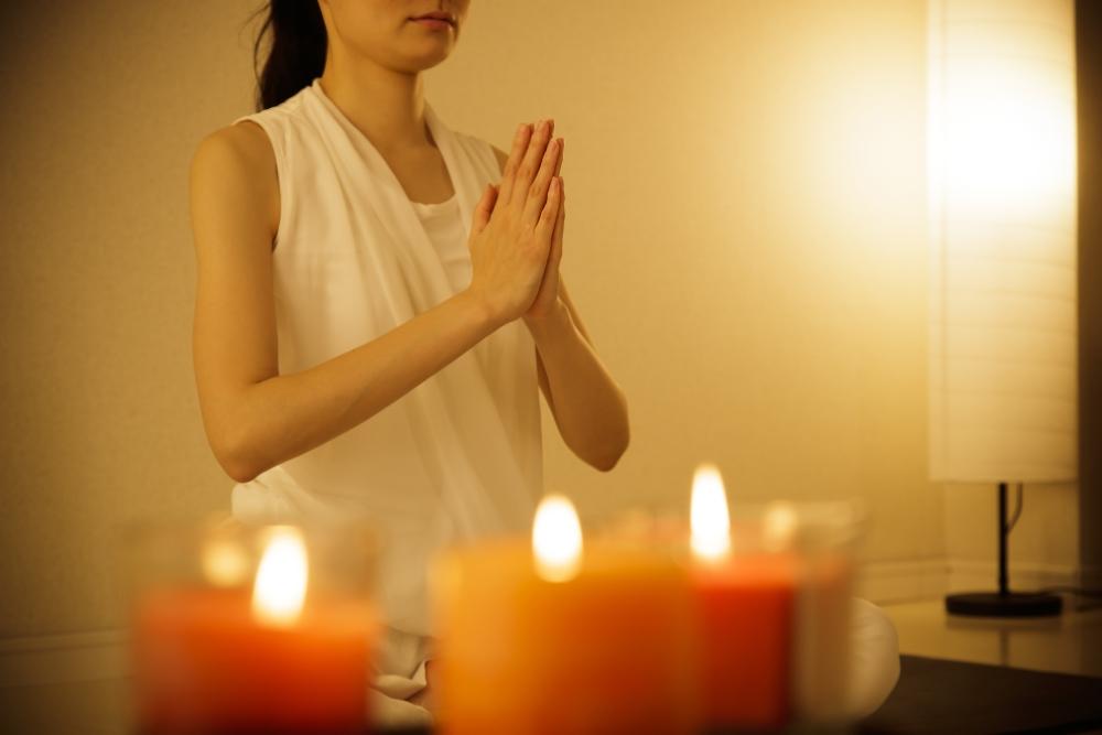 瞑想ヨガ & HEALING堀江の画像