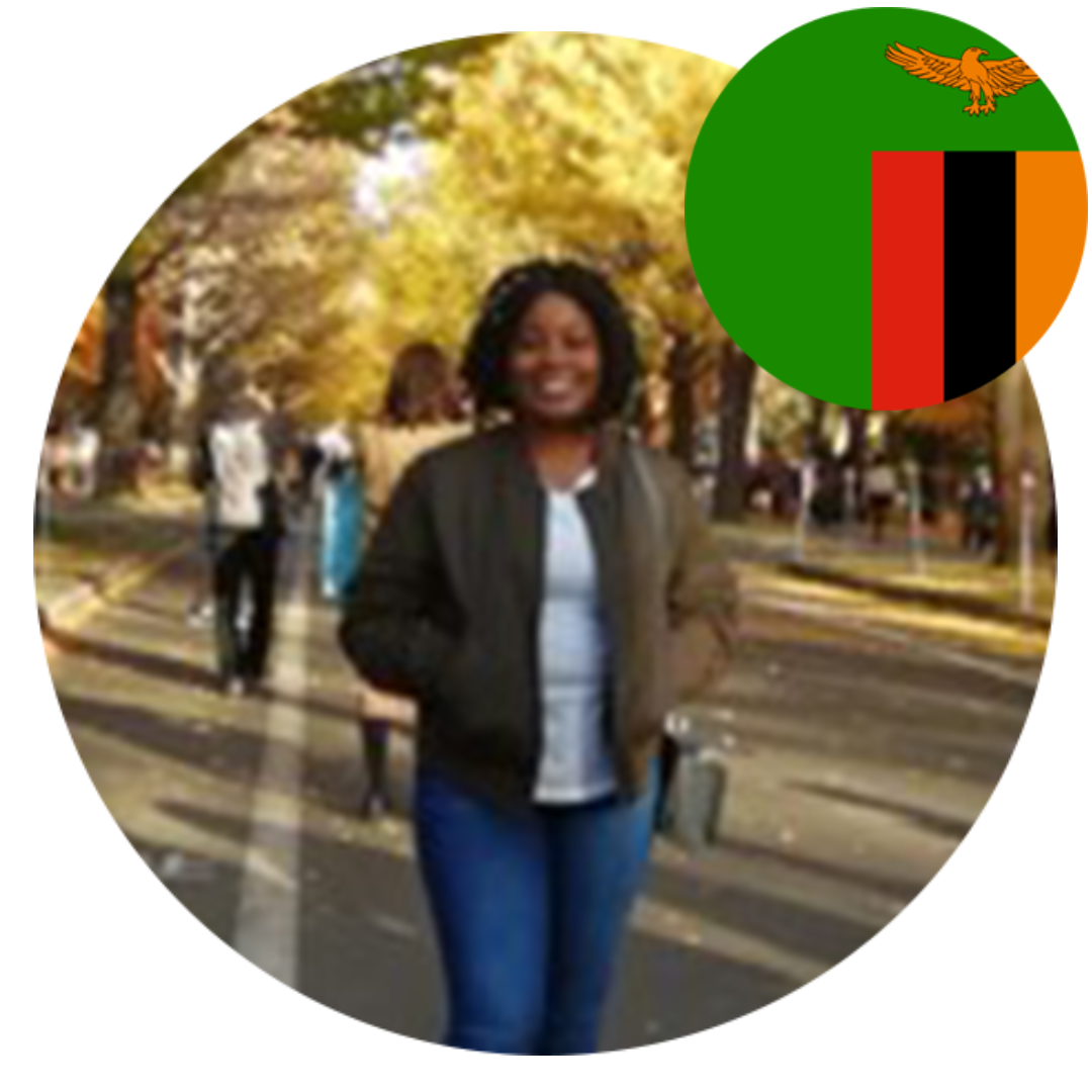 Study in Japan for Africa- Ms Carol Mwale- Zambia