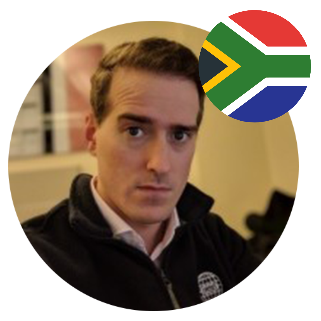 Study in Japan for Africa- Mr Timo Smuts- South Africa