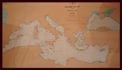 Unser Reisegebiet - das Mittelmeer