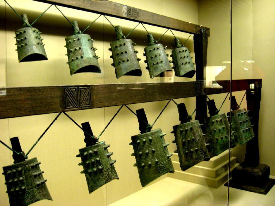 Inizio periodo Primavere-Autunno 春7秋 70AC - campane Duca di Jin