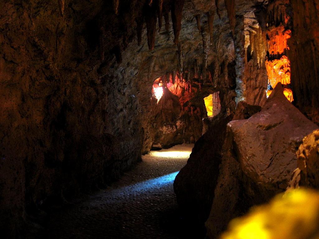 percorso stalattiti