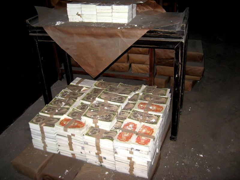 Le prime banconote di carta