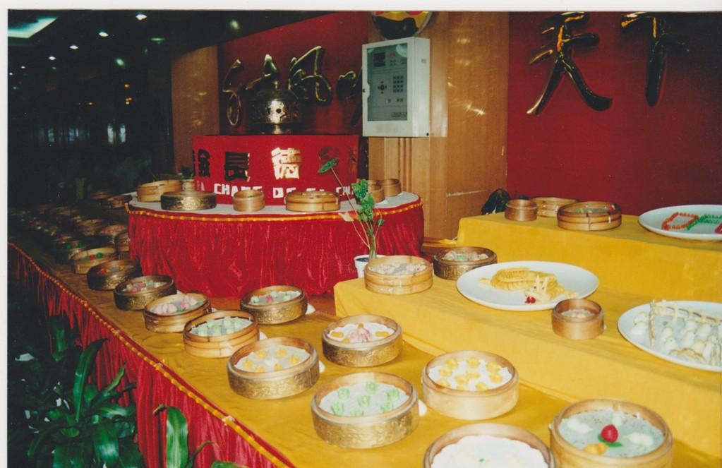 xian - specialità ravioli
