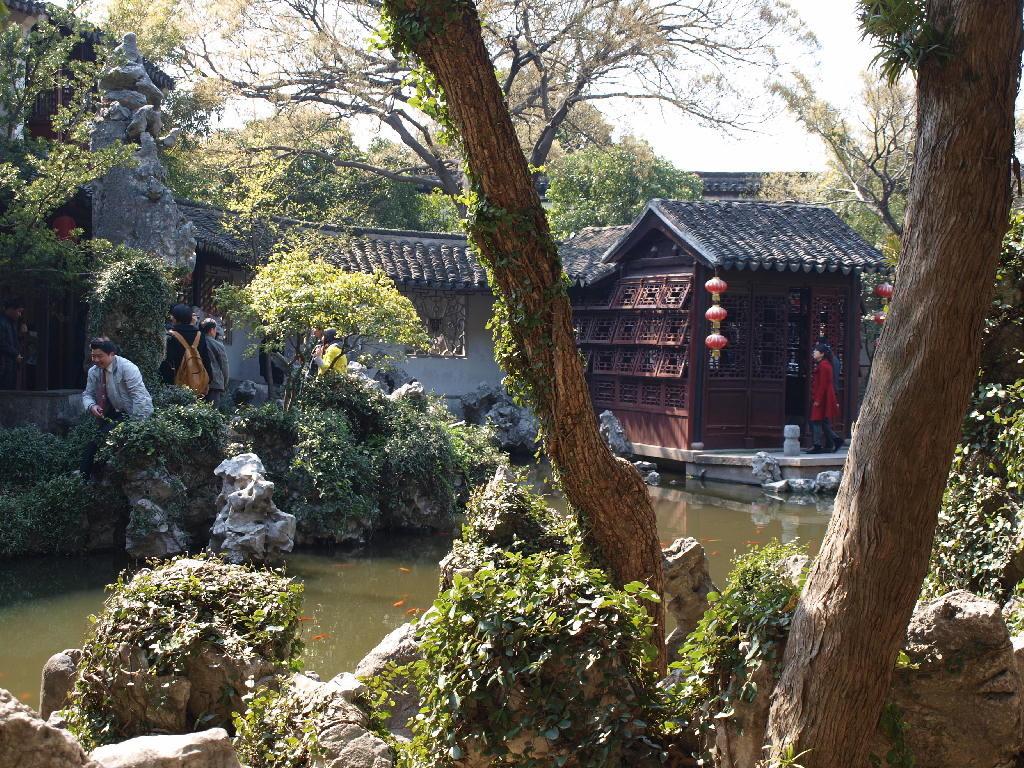 Tong li canale