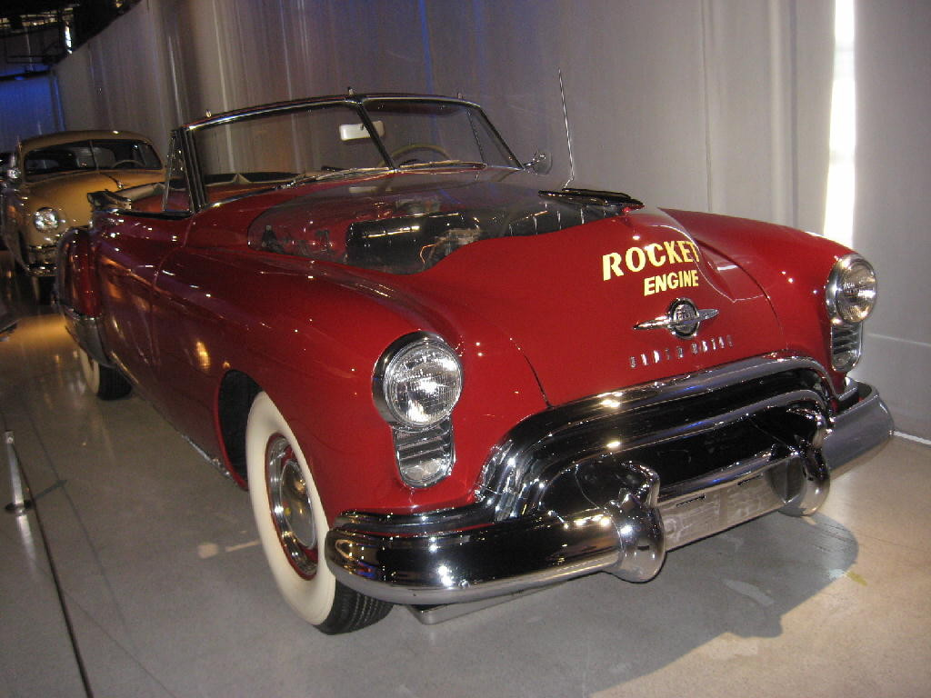 Oldsmobile 1949 Futurematic