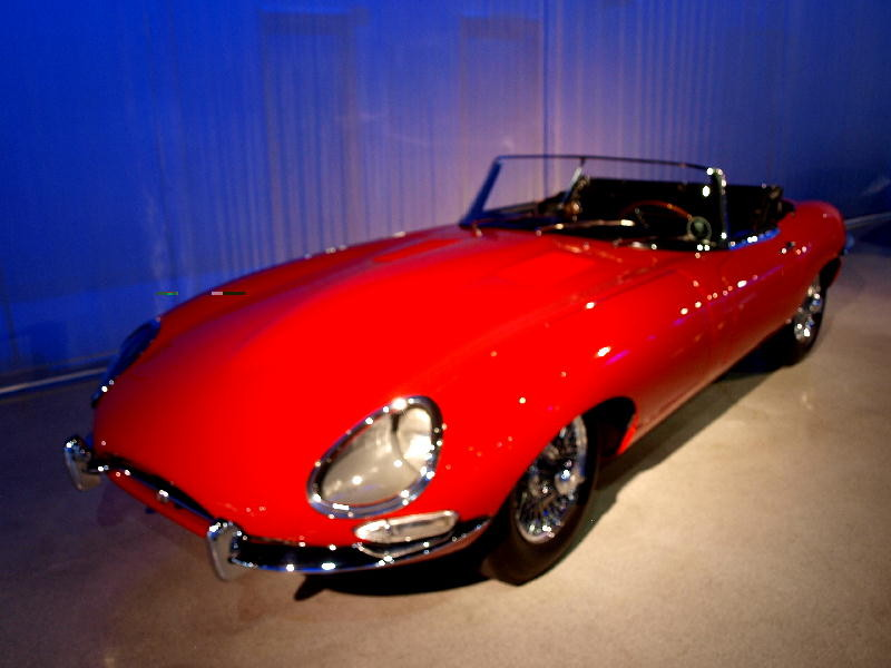 Jaguar 1961 E-Type