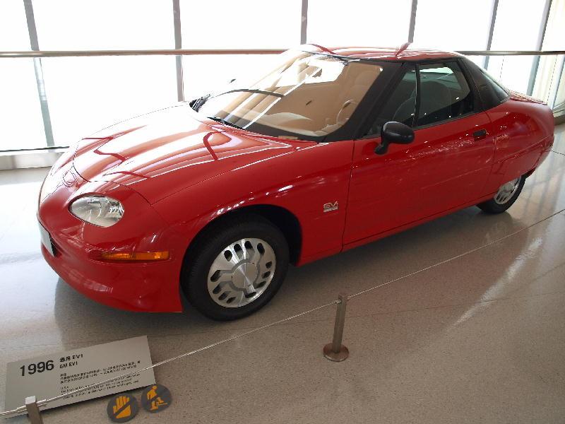 GM 1996 EV1 elettrica
