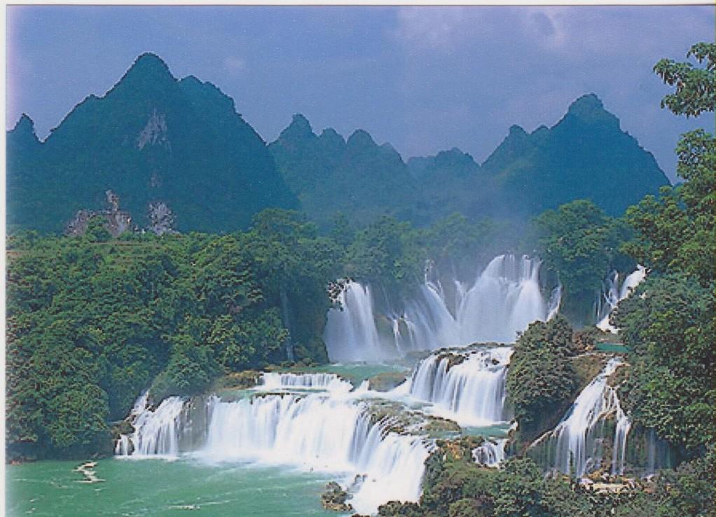 Sichuan - Jiuzhaigou - cascate
