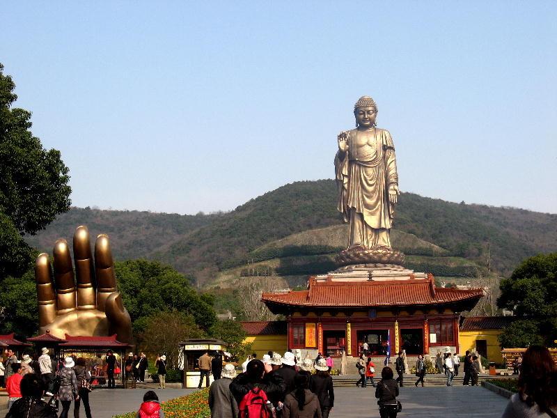 wuxi - il grabde Buddha mt.88