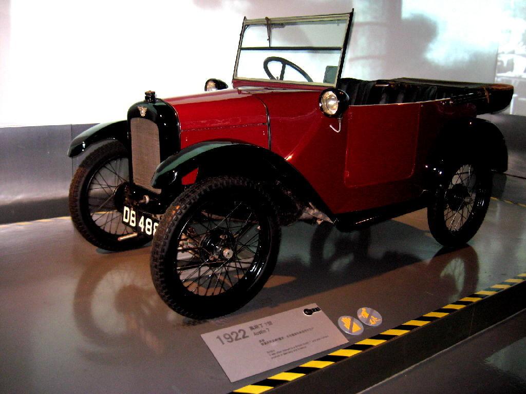 Austin 1922 modello 7