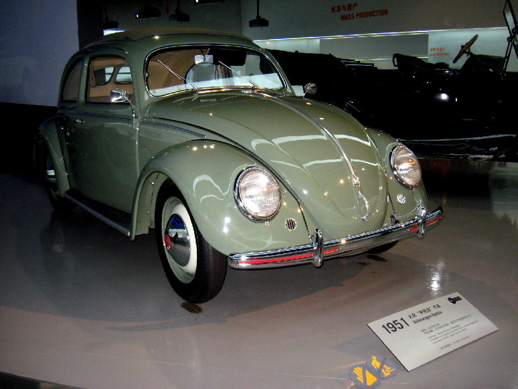 Volkswagen 1951 Maggiolino