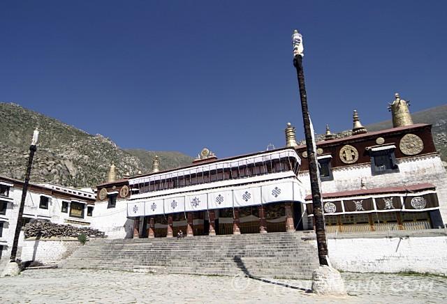 Lhasa, monastero Drepung