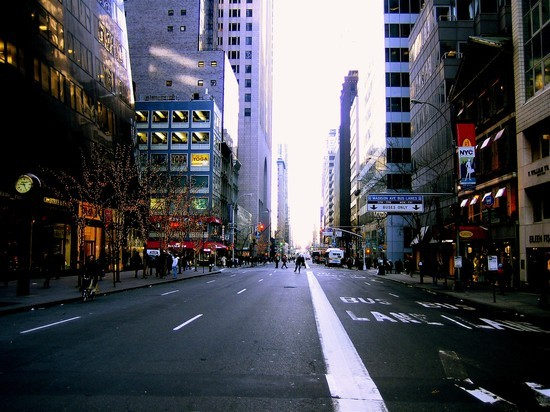 New York - Madison avenue