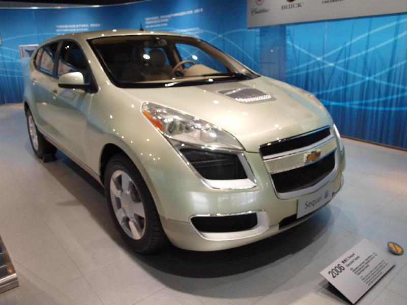 Toyota 2006 Sequel ad idrogeno