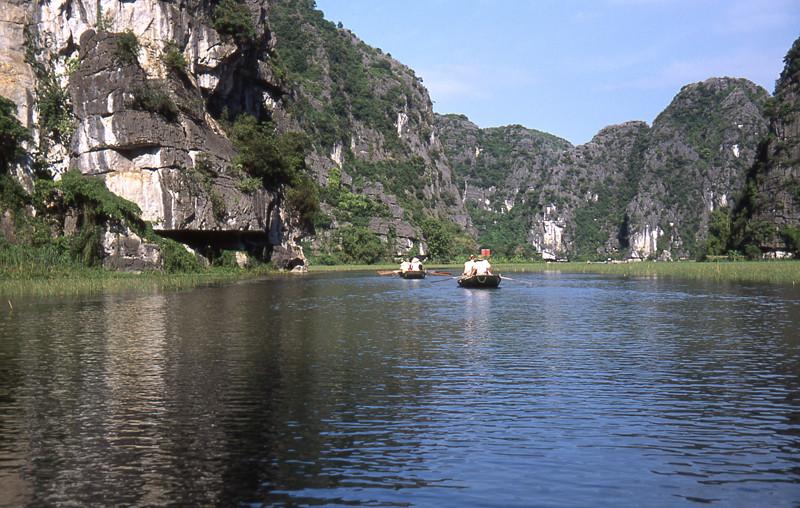 Tam Coc fiume Nam Ou