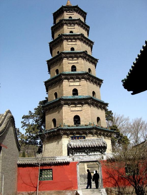 pagoda 7 piani